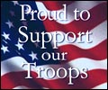Hunter Nelson Inc. Supports our U.S. Troops!